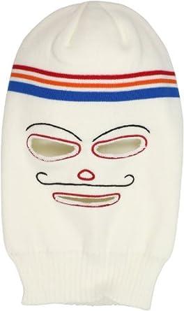 neff Men's Freakshow Skull Cap, White, One Size
