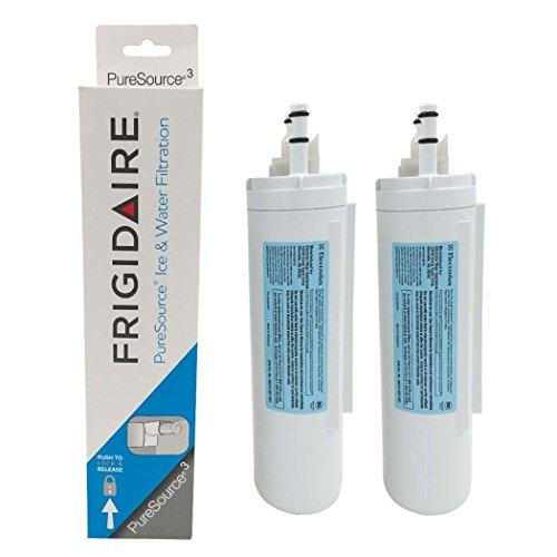 2X Genuine Frigidaire Pure Source WF3CB Water Filter Cartridge Filters 242069601 (Pure Source Filter 2 Pack Wf3cb compare prices)