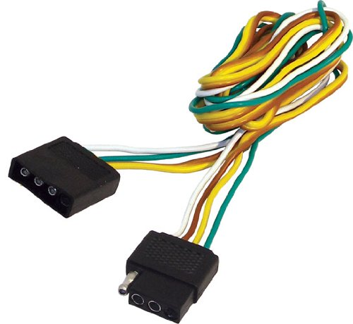 comparamus shoreline marine 4 way trailer wire harness 25