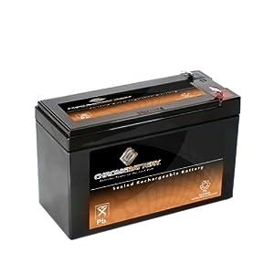 12V 9AH Sealed Lead Acid (SLA) Battery for APC UPS Computer Back Up