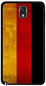 inktree Back Cover For Samsung Galaxy Note 3 (Black, Note_3_54)