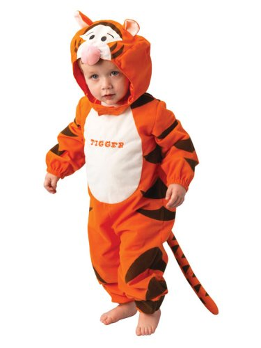 Winnie the Pooh 'Tigger' Costume – Child's Fancy Dress – Toddler