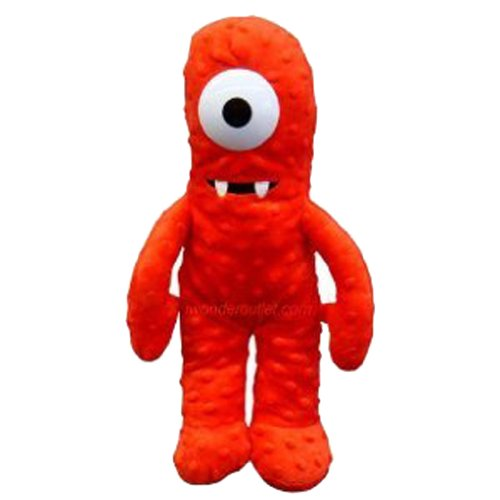 "Yo Gabba Gabba: Muno 18"" Plush Backpack - 1"