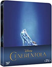 Cenerentola (Live Action) (Ltd Steelbook) (Blu-Ray+Dvd)