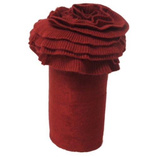 Amazon.com - Martha Stewart Collection Blanket Double-Ruffle Throw