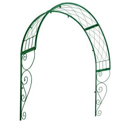 tectake arceau rosiers tuteur colonne de jardin arche. Black Bedroom Furniture Sets. Home Design Ideas