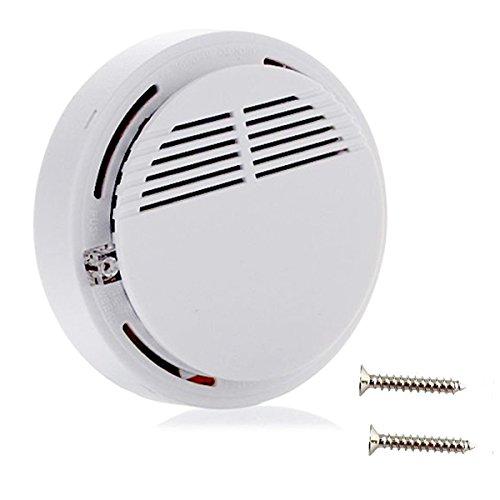 rgbzone tm home security system photoelectric wireless smoke detector sensor alarm garden sensors. Black Bedroom Furniture Sets. Home Design Ideas