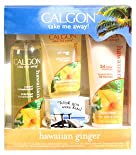 CALGON HAWAIIAN GINGER 3PC GIFTSET