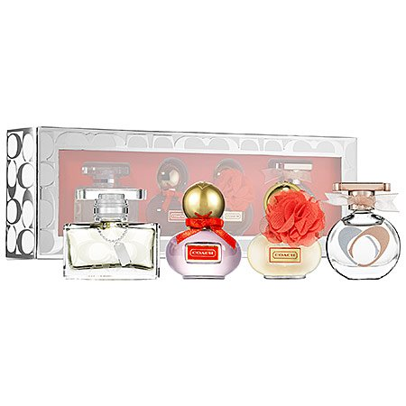 You Save COACH Mini Coffret Fragrance for