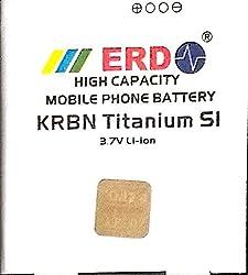 ERD KARBONN Compatible Battery - KARBONN Titanium S1