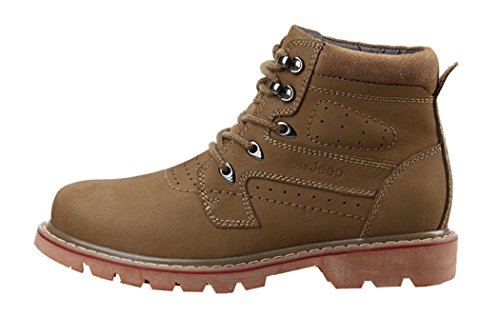 DSS Jeep Men's Snow Boots Hiking Outdoors Shoes Board