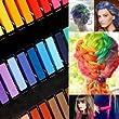 Haarkreide 24 Farben Set Hairchalk Haar Kreide von Boolavard� TM