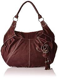 Meridian Handbag (Maroon) (mrb-011)