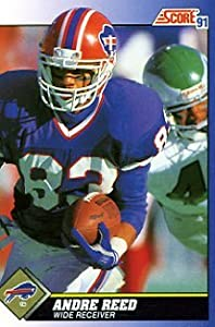 1991 Score #53 Andre Reed