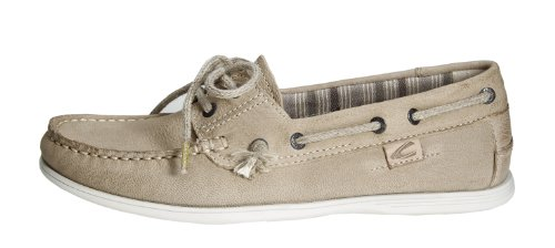 Camel Active Women's Ivy Light Beige Ballet 759.11.01 6 UK