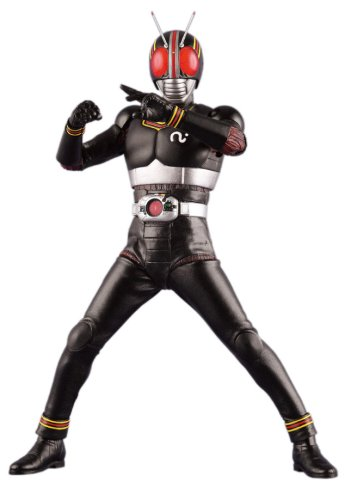 Real Action Heroes DX 2008 RAH Masked Rider Black
