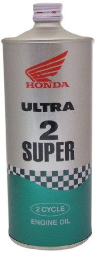 HONDA [ ホンダ純正オイル ] ULTRA 2 SUPER [ ウルトラ 2スーパー ] JASO FC [  1L ] (2サイクル用) 08245-99911 [HTRC3]
