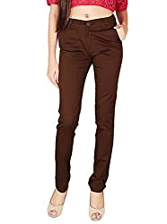 Focus Women's Superfine Cotton Trouser-32