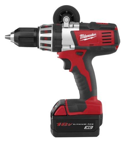 Milwaukee 2610-24 18-Volt Drill/Driver Kit