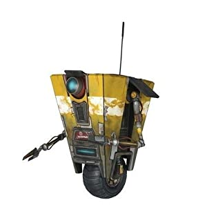 NECA Borderlands 4 Inch Action Figure Claptrap