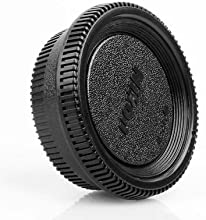 Body Cap  Rear Lens Cover for Nikon camera DSL Ramp SLR