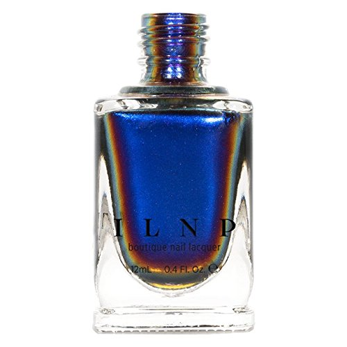 ILNP Cygnus Loop - Blue, Purple, Orange, Yellow, Red, Green Ultra Chrome Color Shifting Nail Polish (Red Orange Nail Polish compare prices)