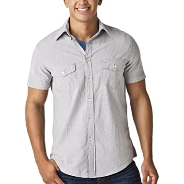 Product Image Mossi Men's Ss Top Indigo Screen