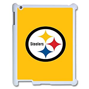 Fggcc the Pittsburgh Steelers Pattern Case for Ipad 2,3,4,the Pittsburgh Steelers Ipad 2,3,4 Phone Case from SteelerMania