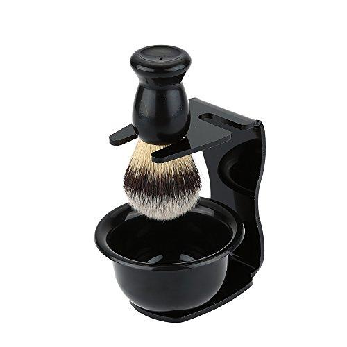 Anself-3-In-1-Shaving-Brush-Set-Cleaning-Tool-Shaving-Frame-Base-Soap-Bowl-Bristle-Hair-Shaving-Brush