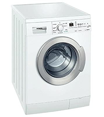 Siemens WM08B260IN Front-loading Washing Machine (6 Kg, White)