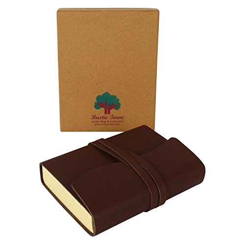 Handmade Medium Vintage Leather Journal Diary Men Women Anniversary Gifts