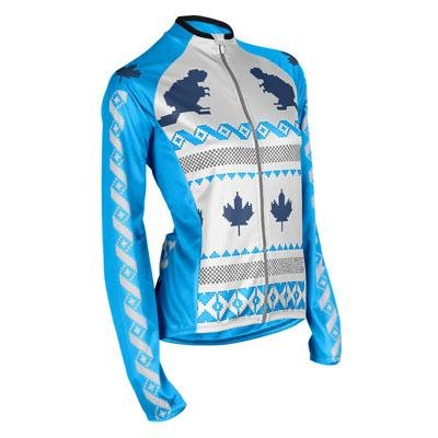 Buy Low Price Sugoi 2011/12 Women's Ski Bunny Long Sleeve Cycling Jersey – 68212F.283 (B0069DPCZA)