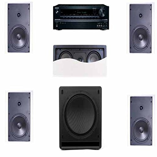Klipsch R-1650-W In-Wall System #10