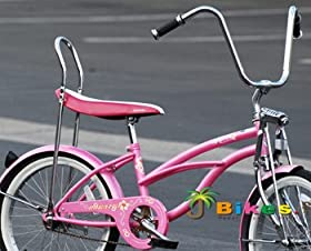 BICYCLE BOLT-ON BASKET SMALL WHITE PORTABLE BEACH CRUISER LOWRIDER BMX MTB CYCLI