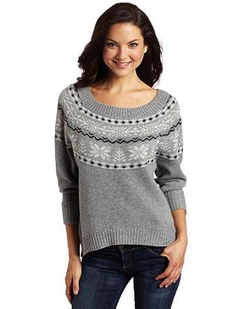 Joie Women's Johana Stripe Sweater, Heather Grey, X-Small