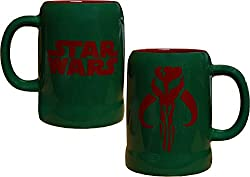 Star Wars Mandalorian Symbol 20 oz. Stein - EE Exclusive