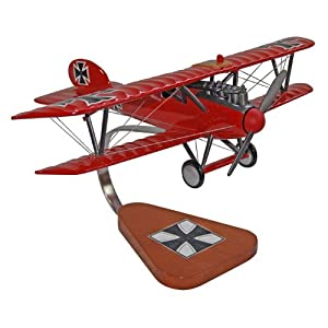 Actionjetz German Albatross DV Model Airplane
