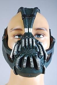 Batman Bane Mask Replica for Batman the Dark Knight Rises prop-UPDATED version