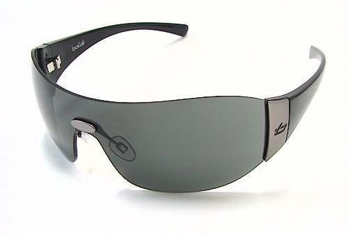 BOLLE RUNWAY 11019 Sunglasses Shiny Black Frame
