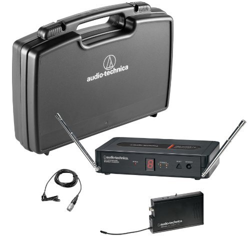 Audio Technica Pro Series 5 Pro501L Wireless Lavalier Microphone System