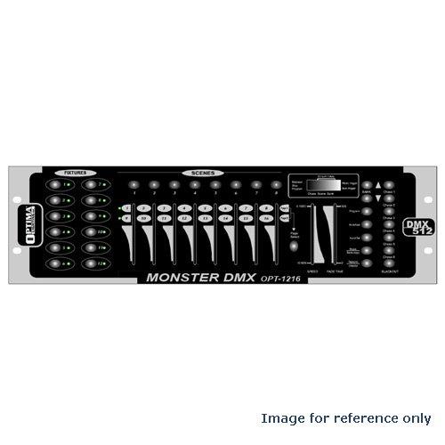 Optima Lighting Monster Dmx Controller