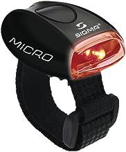 Comprar Sigma Sport - Linterna LED para deportes, color rojo