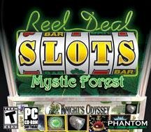 Reel Deal Slots Mystic Forest (Jewel Case)
