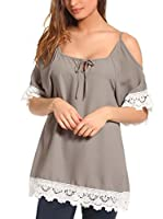FRENCH CODE Top Bonnie (Taupe)