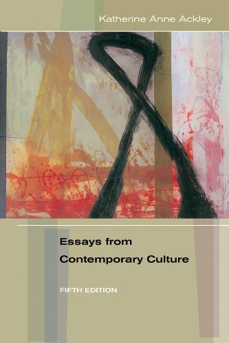 Essays from Contemporary Culture, 5th Edition