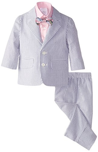 Nautica Baby Boys' Seersucker Suit Set