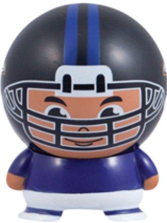 NFL Buildable Capsule Figure: Baltimore Ravens