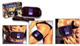 ESecure - AbGymnic Muscle Toner Exercise/Fitness AB Belt with Gel
