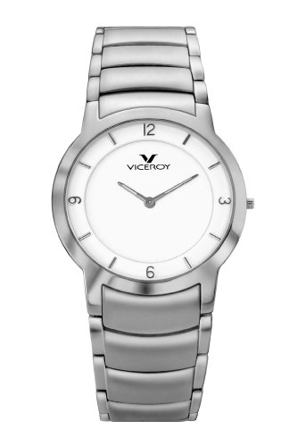 Viceroy - 47575-05 - Montre Homme - Quartz - Analogique - Bracelet Acier inoxydable Argent