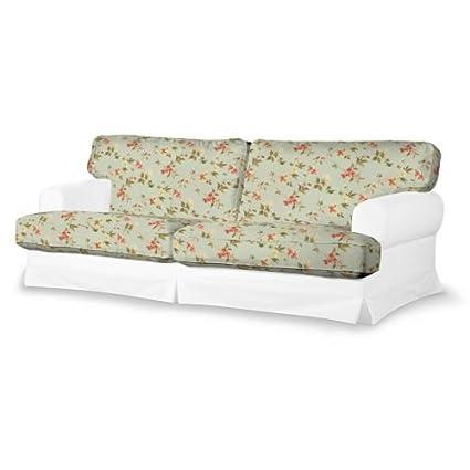 4-tlg. Sofa-Bezug-Set Londres Farbe: Hellblau